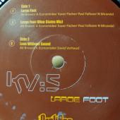 (CMD69) KV5 – Large Foot