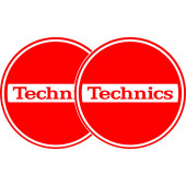 2x Slipmats - Technics Break