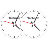 2x Slipmats - Technics Time