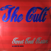 (CO111) The Cult ‎– Sweet Soul Sister (Rock's Mix)