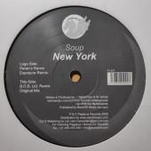 (CUB2650) Soup – New York - London 2006