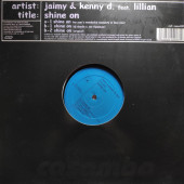 (26243) Jaimy & Kenny D. Featuring Lillian – Shine On