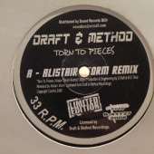(14275) Draft & Method / Urban Sector - Torn To Pieces / Radyo