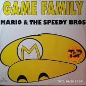 (CM796) Game Family – Mario & The Speedy Bros