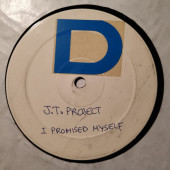 (CM1382) J.T. Project ‎– I Promised Myself