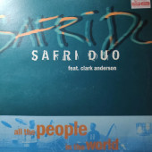 (2575B)  Safri Duo Feat. Clark Anderson – All The People In The World