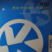 (27810B) ATB ‎– 9 PM (Till I Come) (The U.K. Mixes)