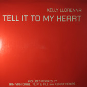 (20818) Kelly Llorenna – Tell It To My Heart