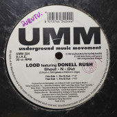 (CMD121) Lood Featuring Donnell Rush – Shout-N-Out