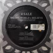 (JR1574) 4 Sale – Big Big World + Believe