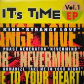(SZ0068) It's Time EP Vol.1