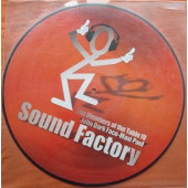 (CUB1231) Sound Factory by John Dark Face / Maxi Paul ‎– The Members Of The Table IV