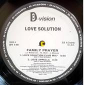 (CMD116) Love Solution – Family Prayer