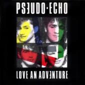 (CUB2559) Pseudo-Echo – Love An Adventure