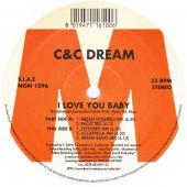 (JR307) C&C Dream – I Love You Baby