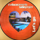 (JR285) The Face (4) Presents Latin Project (2) ‎– Let's Go