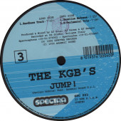 (CM1349) The KGB's – Jump!