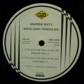 (JR325) Andrew Sixty – (I've Had) The Time Of My Life
