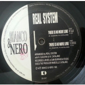 (25878) Real System ‎– There Is No More Love