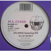 (19569) Atlanta Featuring Pix – All By Myself / Come To Me