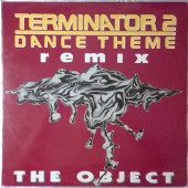 (CUB0335) The Object ‎– Terminator 2 Dance Theme (Remix)