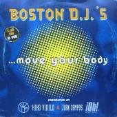 (22878) Boston D.J.'s – ... Move Your Body