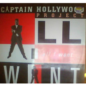 (CUB054) Captain Hollywood Project ‎– All I Want