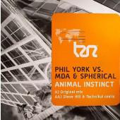 (16382) Phil York vs. MDA & Spherical – Animal Instinct