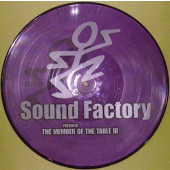 (0577) Sound Factory presenta Maxipaul / Ben Allone – The Members Of The Table III