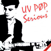 UV Pop – Serious (pegatina en galleta)