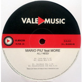 (CUB2423) Mario Più Feat. More ‎– All I Need