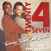 (30799) Twenty 4 Seven Featuring Stay-C & Stella – We Are The World