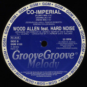 (CUB2113) Wood Allen Feauturing Hard Noise ‎– Co-Imperial