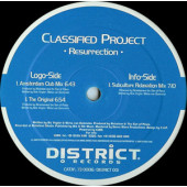 (CUB002) Classified Project ‎– Resurrection