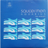 (30438) Saucermen ‎– Aquarius (Remixes)
