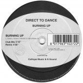 (29468) Direct To Dance ‎– Burning Up