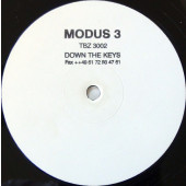 (CUB1969) Modus ‎– Down The Keys / Modus 3
