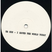 (CUB1427) TR 808 – I Saved The World Today