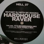 (BS225) Mutant DJ With MC Magika – Hardhouse Raver