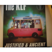(A0973) The KLF ‎– Justified & Ancient