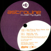 (0068B) Astroline ‎– Close My Eyes