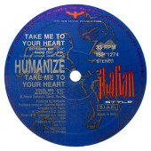 (MUT391) Humanize – Take Me To Your Heart