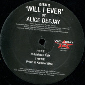 (E0043) Alice Deejay ‎– Will I Ever (Disc 2)