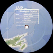 (RIV590) Laid – Starlight City EP