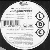 (CM1510) LDC Feat. D. Christopher Taylor – Each Generation