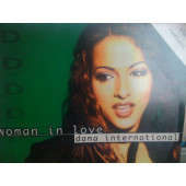 (V079) Dana International ‎– Woman In Love - The Remixes