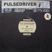 (0976) Pulsedriver 1 – Rhythmic Trip / Inside My Head