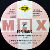 (CMD322) 10% Band – One Step Beyond