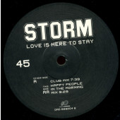 (3844) Storm – Love Is Here To Stay