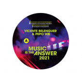 (MUT271) Vicente Belenguer & Pepo WB – Music Is The Answer 2021 / Breathe